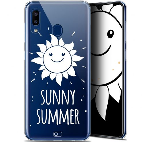 "Carcasa Gel Extra Fina Samsung Galaxy A20 (6.4"") Summer Sunny Summer"