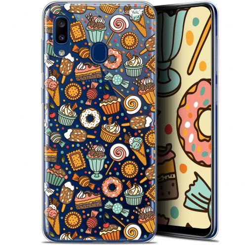 "Carcasa Gel Extra Fina Samsung Galaxy A20 (6.4"") Design Bonbons"