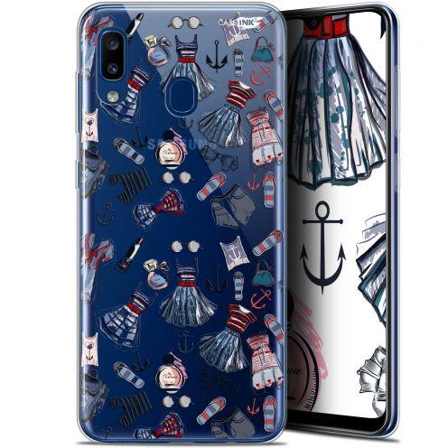 """Carcasa Gel Extra Fina Samsung Galaxy A20 (6.4"""") Design Fashionista"""