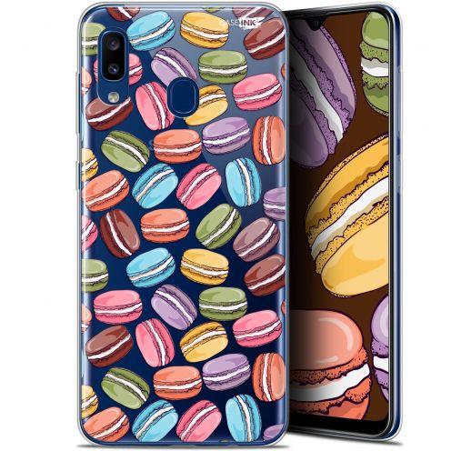 "Carcasa Gel Extra Fina Samsung Galaxy A20 (6.4"") Design Macarons"