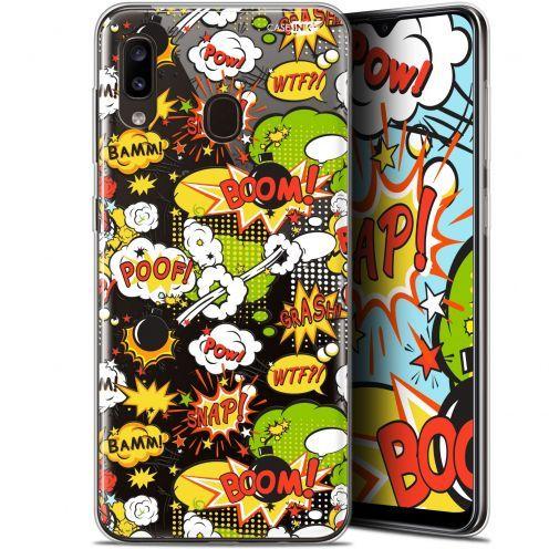 "Carcasa Gel Extra Fina Samsung Galaxy A20 (6.4"") Design Bim Bam Boom"