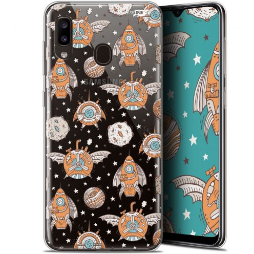 "Carcasa Gel Extra Fina Samsung Galaxy A20 (6.4"") Design Punk Space"