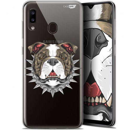 "Carcasa Gel Extra Fina Samsung Galaxy A20 (6.4"") Design Doggy"