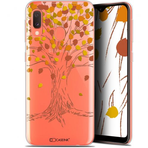 "Carcasa Gel Extra Fina Samsung Galaxy A20E (5.8"") Autumn 16 Tree"