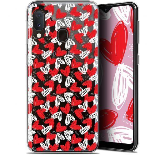 "Carcasa Gel Extra Fina Samsung Galaxy A20E (5.8"") Love With Love"