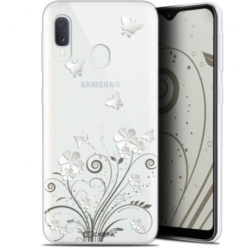 "Carcasa Gel Extra Fina Samsung Galaxy A20E (5.8"") Summer Papillons"