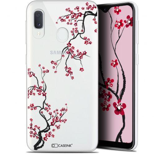 """Carcasa Gel Extra Fina Samsung Galaxy A20E (5.8"""") Summer Sakura"""