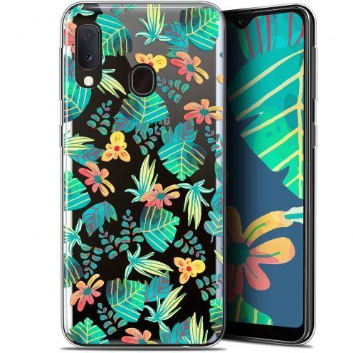 """Carcasa Gel Extra Fina Samsung Galaxy A20E (5.8"""") Spring Tropical"""