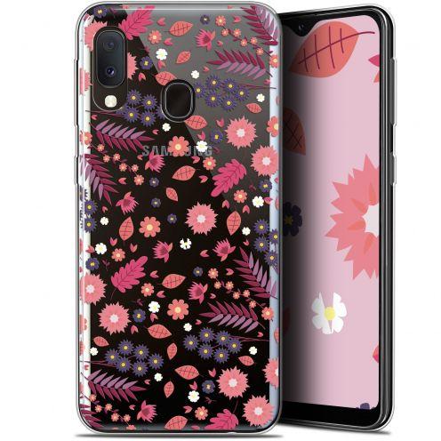 """Carcasa Gel Extra Fina Samsung Galaxy A20E (5.8"""") Spring Printemps"""