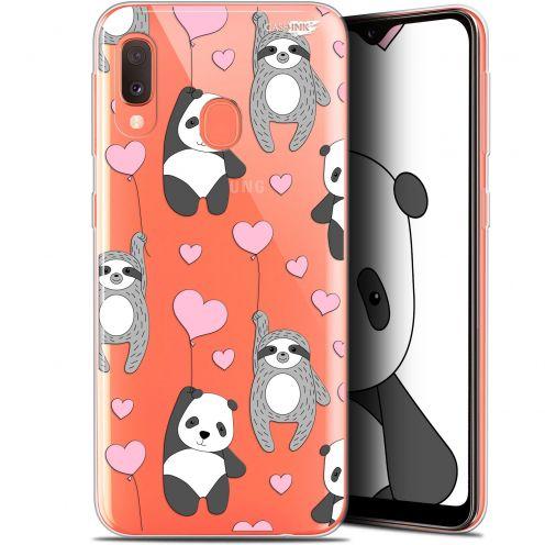 """Carcasa Gel Extra Fina Samsung Galaxy A20E (5.8"""") Design Panda'mour"""