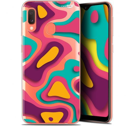 "Carcasa Gel Extra Fina Samsung Galaxy A20E (5.8"") Design Popings"