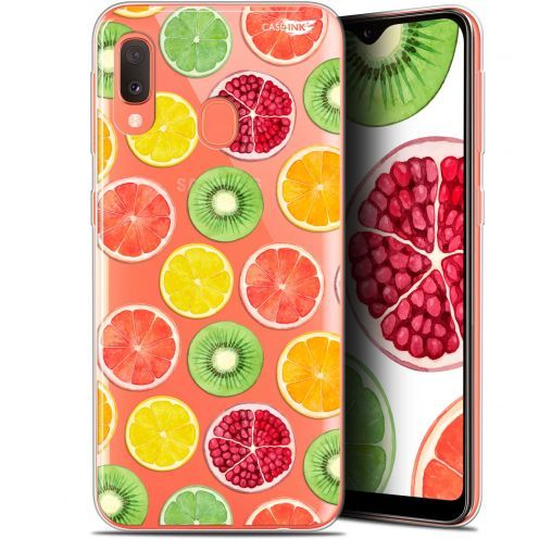"Carcasa Gel Extra Fina Samsung Galaxy A20E (5.8"") Design Fruity Fresh"
