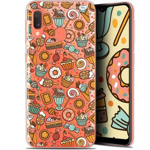 """Carcasa Gel Extra Fina Samsung Galaxy A20E (5.8"""") Design Bonbons"""