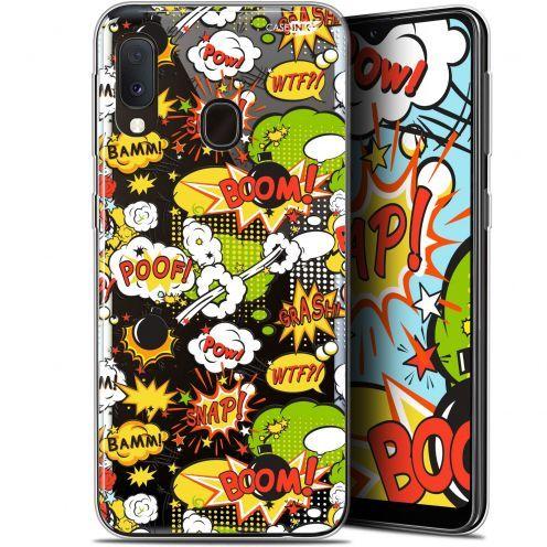 """Carcasa Gel Extra Fina Samsung Galaxy A20E (5.8"""") Design Bim Bam Boom"""