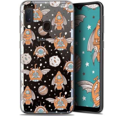 "Carcasa Gel Extra Fina Samsung Galaxy A20E (5.8"") Design Punk Space"