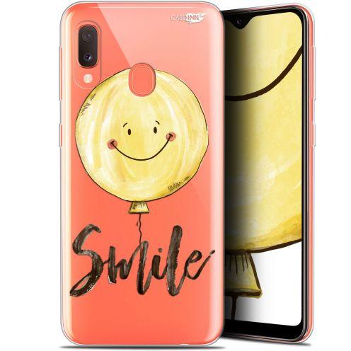 """Carcasa Gel Extra Fina Samsung Galaxy A20E (5.8"""") Design Smile Baloon"""
