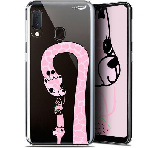 "Carcasa Gel Extra Fina Samsung Galaxy A20E (5.8"") Design Summer Giraffe"