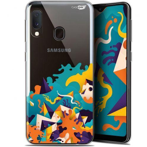 "Carcasa Gel Extra Fina Samsung Galaxy A20E (5.8"") Design Les Vagues"