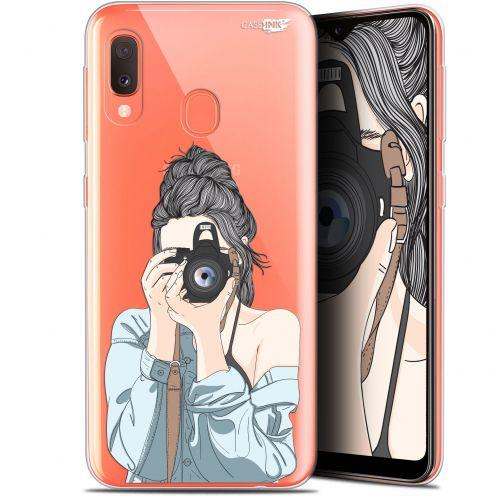 """Carcasa Gel Extra Fina Samsung Galaxy A20E (5.8"""") Design La Photographe"""