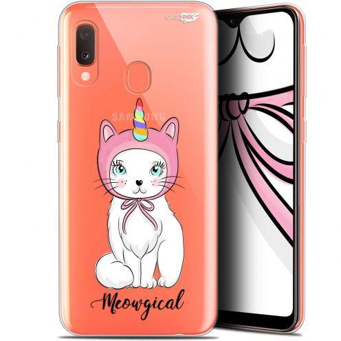 """Carcasa Gel Extra Fina Samsung Galaxy A20E (5.8"""") Design Ce Chat Est MEOUgical"""