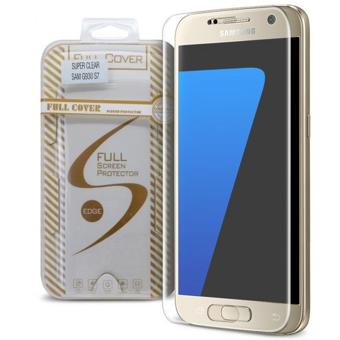 Protección de pantalla de vidrio templado Samsung Galaxy S7 Glass Pro+ 9H Ultra HD 0.33mm