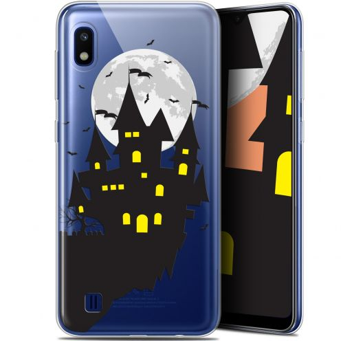 "Carcasa Gel Extra Fina Samsung Galaxy A10 (6.2"") Halloween Castle Dream"
