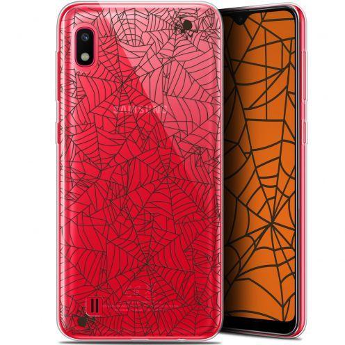 "Carcasa Gel Extra Fina Samsung Galaxy A10 (6.2"") Halloween Spooky Spider"