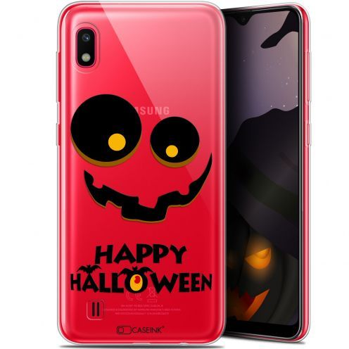 "Carcasa Gel Extra Fina Samsung Galaxy A10 (6.2"") Halloween Happy"