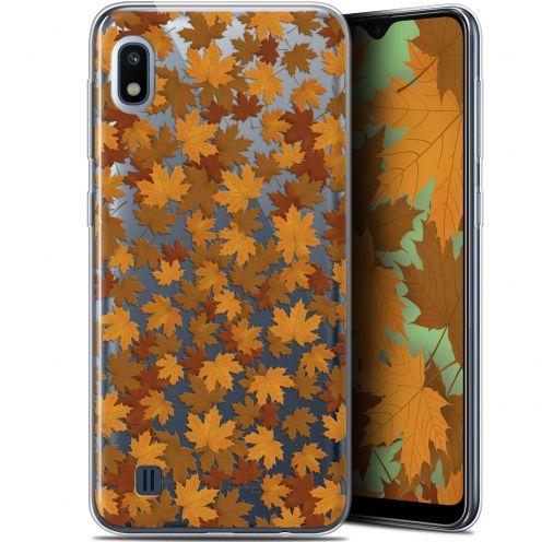 "Carcasa Gel Extra Fina Samsung Galaxy A10 (6.2"") Autumn 16 Feuilles"
