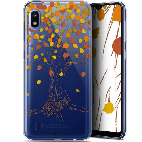 "Carcasa Gel Extra Fina Samsung Galaxy A10 (6.2"") Autumn 16 Tree"