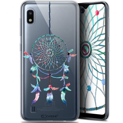 "Carcasa Gel Extra Fina Samsung Galaxy A10 (6.2"") Dreamy Attrape Rêves Rainbow"