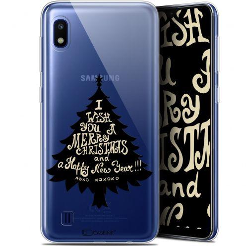 "Carcasa Gel Extra Fina Samsung Galaxy A10 (6.2"") Noël 2017 XOXO Tree"