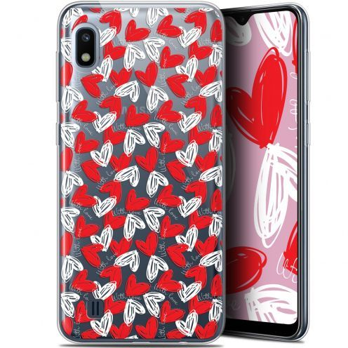 "Carcasa Gel Extra Fina Samsung Galaxy A10 (6.2"") Love With Love"