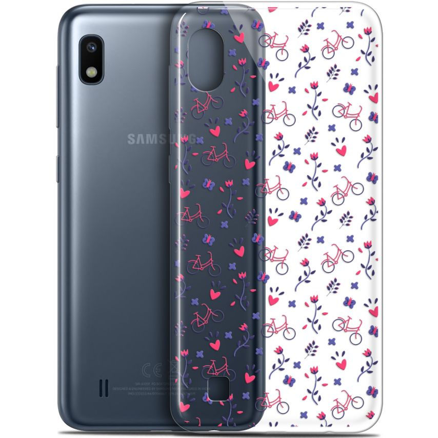 "Carcasa Gel Extra Fina Samsung Galaxy A10 (6.2"") Love Bicycle"