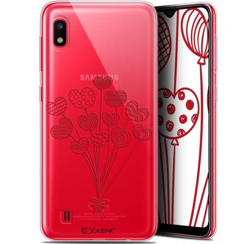 "Carcasa Gel Extra Fina Samsung Galaxy A10 (6.2"") Love Ballons d'amour"