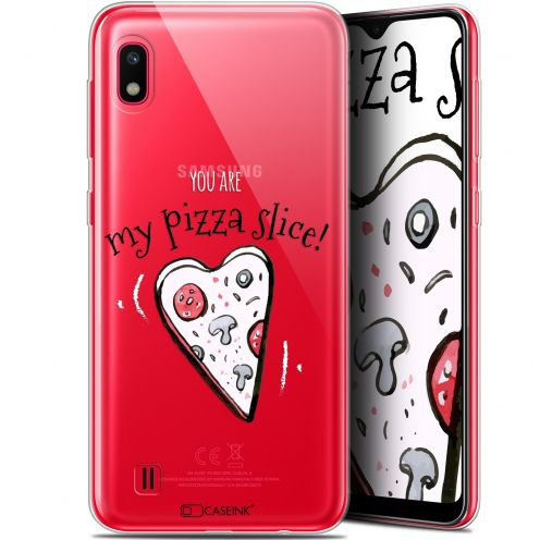 "Carcasa Gel Extra Fina Samsung Galaxy A10 (6.2"") Love My Pizza Slice"