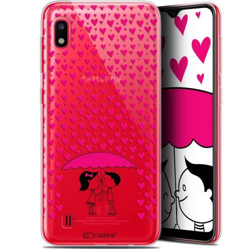 """Carcasa Gel Extra Fina Samsung Galaxy A10 (6.2"""") Love Pluie d'Amour"""