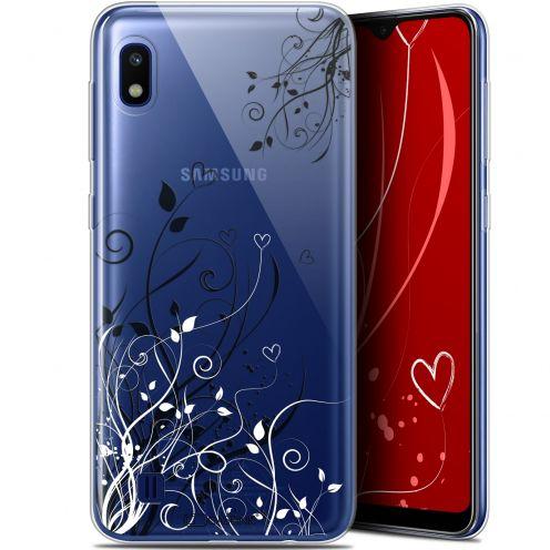 "Carcasa Gel Extra Fina Samsung Galaxy A10 (6.2"") Love Hearts Flowers"