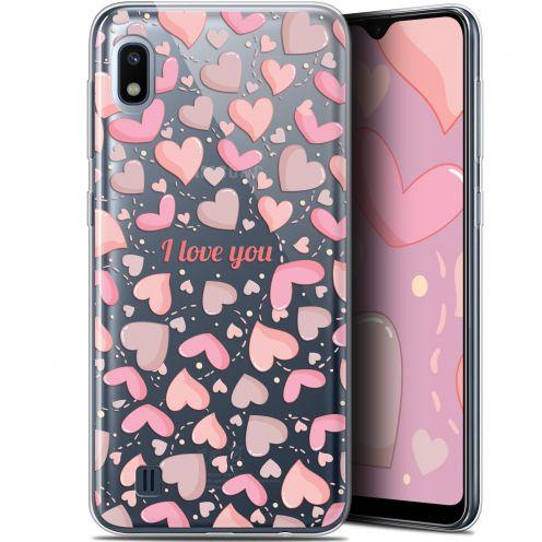 "Carcasa Gel Extra Fina Samsung Galaxy A10 (6.2"") Love I Love You"