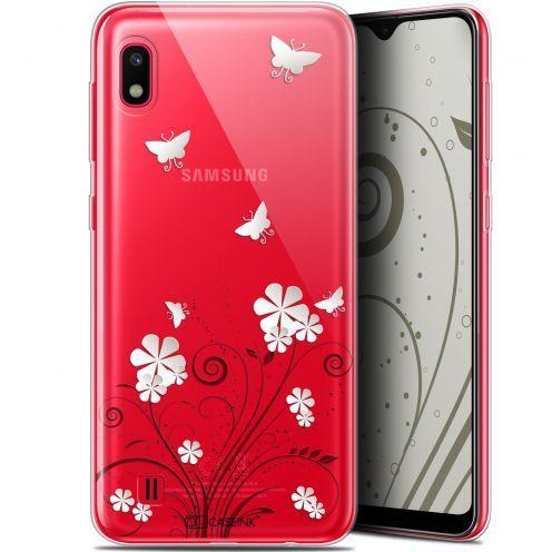 "Carcasa Gel Extra Fina Samsung Galaxy A10 (6.2"") Summer Papillons"