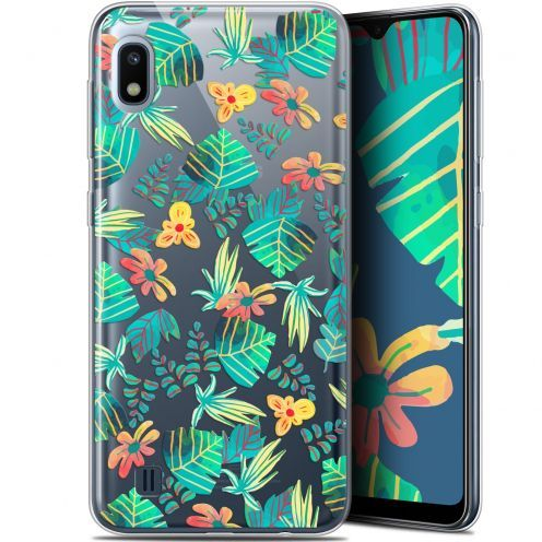 "Carcasa Gel Extra Fina Samsung Galaxy A10 (6.2"") Spring Tropical"