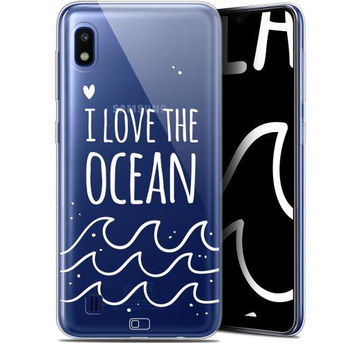 "Carcasa Gel Extra Fina Samsung Galaxy A10 (6.2"") Summer I Love Ocean"