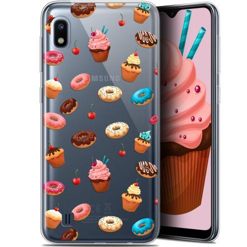 "Carcasa Gel Extra Fina Samsung Galaxy A10 (6.2"") Foodie Donuts"