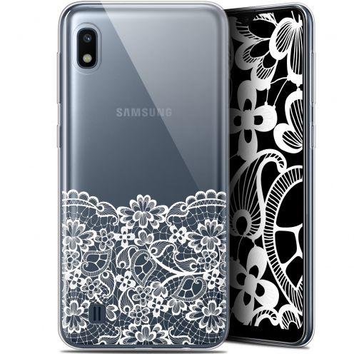 """Carcasa Gel Extra Fina Samsung Galaxy A10 (6.2"""") Spring Bas dentelle"""