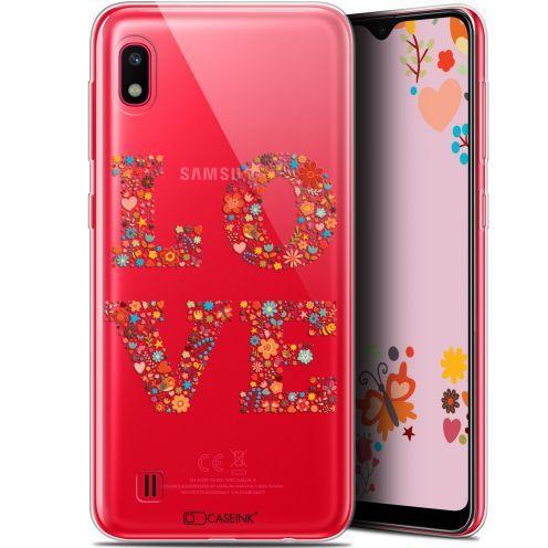 "Carcasa Gel Extra Fina Samsung Galaxy A10 (6.2"") Summer Love Flowers"