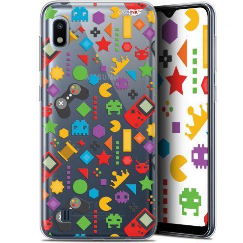 "Carcasa Gel Extra Fina Samsung Galaxy A10 (6.2"") Design PacMan"