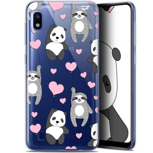 "Carcasa Gel Extra Fina Samsung Galaxy A10 (6.2"") Design Panda'mour"