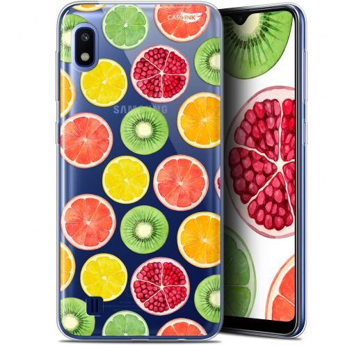 "Carcasa Gel Extra Fina Samsung Galaxy A10 (6.2"") Design Fruity Fresh"