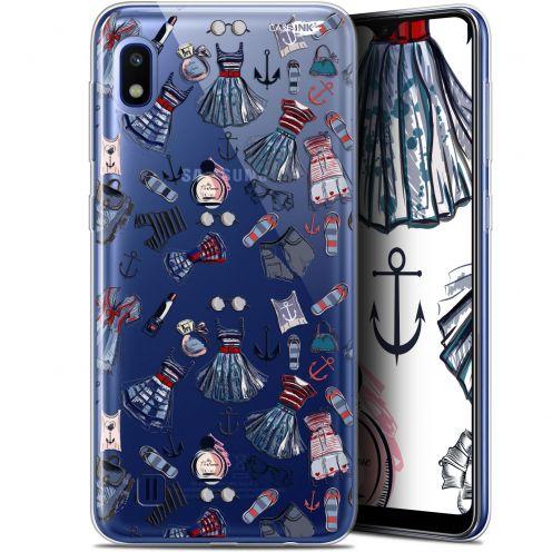 """Carcasa Gel Extra Fina Samsung Galaxy A10 (6.2"""") Design Fashionista"""