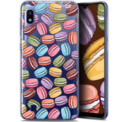 "Carcasa Gel Extra Fina Samsung Galaxy A10 (6.2"") Design Macarons"